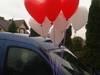 balony z helem napełnianie sprzedaż dowóz