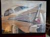 Obraz Chevrolet ARS LONGA 60 x 80 cm