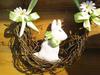 Wielkanocna ozdoba na drzwi lub okno