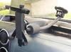 Giętki uchwyt 17cm do szyby samochodowej na tablet