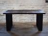 Stół drewniany, stolik kawowy, ława, blat opalany