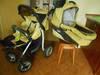 sprzedam wózek 2w1 zadbany po jednym dziecku - miniaturka
