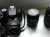 OKAZJA: Canon EOS 350D: body + 3 obiektywy + akcesoria