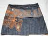 Oryginalna spódnica biodrówka OHDD, Etno, unikat, indiańskai