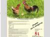 nawóz kurzy granulowany-100% ekologiczny - certyfikaty