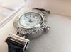 NOWY Damski zestaw z zegarkiem