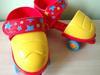 Regulowane kolorowe wrotki dla dziecka Fisher Price 16-20,5 cm SaNdRa - miniaturka