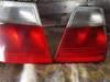Lampy Tyl Bmw E46 Biale Kierunki Sedan Okazja