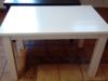 Stół kuchenny z drewna sosnowego