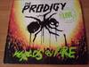 The Prodigy ‎– Live - World's On Fire (cd plus dvd)