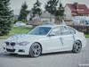 Auto do ślubu BMW 2014r białe limuzyna do ślubu samochod bmw