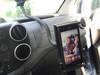 Uchwyt 90cm do szyby samochodowej giętki na tablet telefon