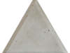 Beton architektoniczny 3D - TRIANGLE - Tanio!