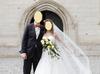 Romantyczna księżniczka z klasą-suknia ślubna Trieste White One+komplet welonów