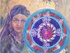 Obraz MANDALA Wspomnienie Indii