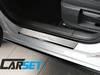 Peugeot 2008 nakładki progowe listwy ochronne chromowane