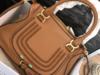Chloe Marci piękna nowa skórzana torebka w pudełku w Wawie