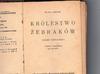 Królestwo żebraków - Zevaco - 1930 rok? - miniaturka
