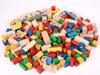 Klocki drewniane Zabawki - Eko nauka - NOWE - miniaturka