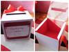 Pudełka na koperty weselne
