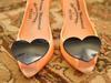 Czółenka Vivienne Westwood, Lady Dragon, Melissa, rozmiar 40, pachnące, z odkrytym palcem HIT! - miniaturka