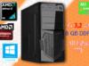 Komputer PC Gamer | 4x3,2GHz /8Gb /1000GB /Radeon 7770 1GB DDR5