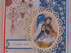 Religijne motywy MIX kartki na Boże Narodzenie ręczna robota