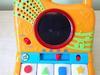 Interaktywne edukacyjne pianinko radyjko do rączki LEAP FROG SaNdRa - miniaturka