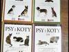 Psy i koty cała seria 4 książki Tanio - miniaturka