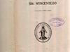 Konferencye i przestrogi św. Wincentego - 1909rok - miniaturka