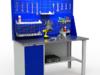 TANIO- Stół roboczy warsztatowy PRAKTIK WT-160/WD1