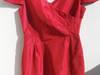 """Efektowna sukienka marki Simple w stylu """"Valentino red"""""""