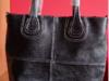 torebka torba czarna - miniaturka