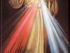 Obraz olejny - Jezu Ufam Tobie + rama  drewniana + kurier gratis !!