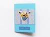 Kartka minionki,kartka hand made dla dziecka,minionek kartka