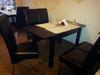 Sprzedam krzesła i stoliki - miniaturka