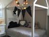 HIT! House Bed łóżeczko domek w stylu skandynawskim
