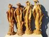 Alabastrowe figurka Chiny