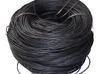 Żyłka polietylenowa (PE), czarna o średnicy 5 mm, plastic rattan, polirattan - miniaturka