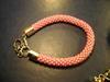 Sprzedam własnoręcznie zrobione bransoletki z koralików! - miniaturka