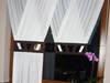 Firany ,ekrany -V-ki- zestaw balkonowy