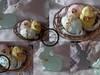 Drewniane ozdoby świąteczne, Wielkanoc, rękodzieło.
