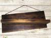 Półka - stare drewno
