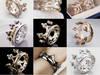 Pierścionki zaręczynowe, złote pierścionki zaręczynowe