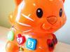 Interaktywny kotek VTECH złap kotka- złap mnie, Gra i jeździ SaNdRa - miniaturka