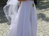Suknia ślubna 2 w1 długa i krótka rozm. 36-38 WELON GRATIS - miniaturka