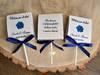lizak dla gości, upominki prezenty dla gości weselnych