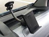 Giętki uchwyt 17cm do szyby samochodowej na tablet telefon