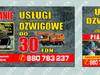 Dźwig Jasło , Usługi dźwigowe