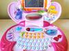 Różowy Edukacyjny Interaktywny laptop księżniczki DISNEY sAnDrA - miniaturka